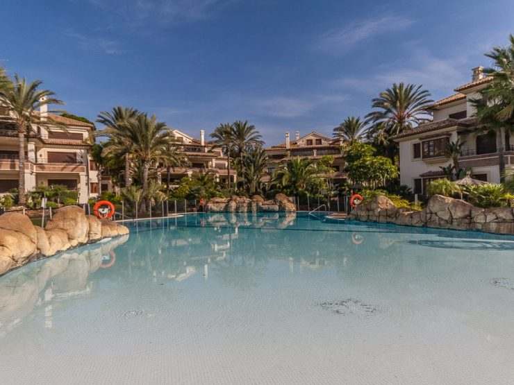 3 Bedroom Apartment  in Los Monteros