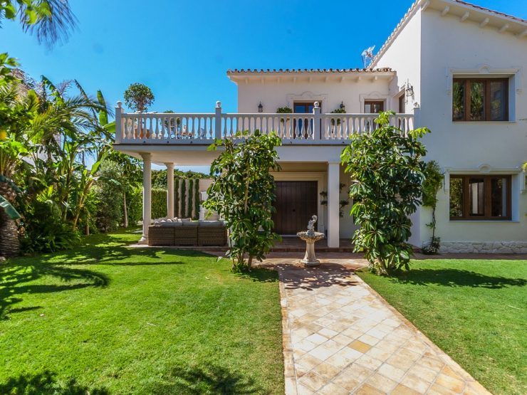 4 Bedroom Villa  in La Cala de Mijas