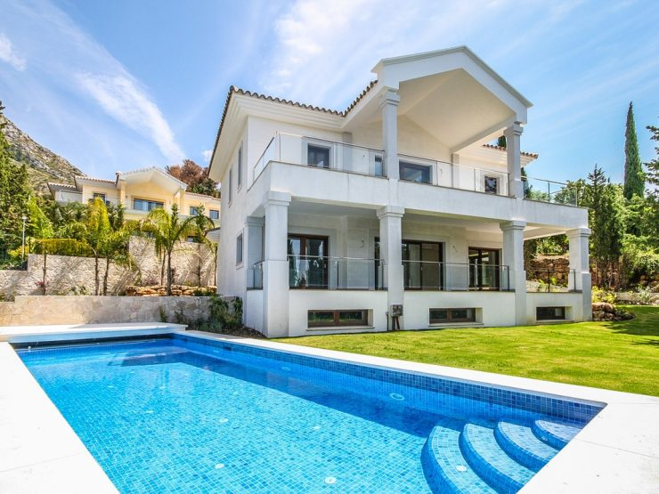 5 Bedroom Villa  in Sierra Blanca