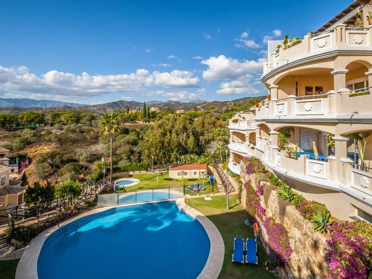2 Bedroom Penthouse in Elviria